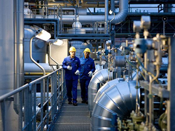 Вентиляция промышленных предприятий