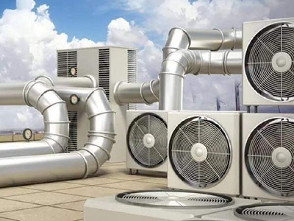 Из чего состоят системы вентиляции и кондиционирования?