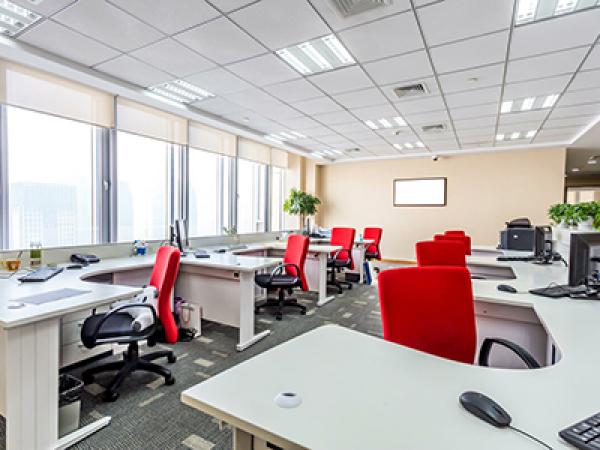 Вентиляция и кондиционирование офиса