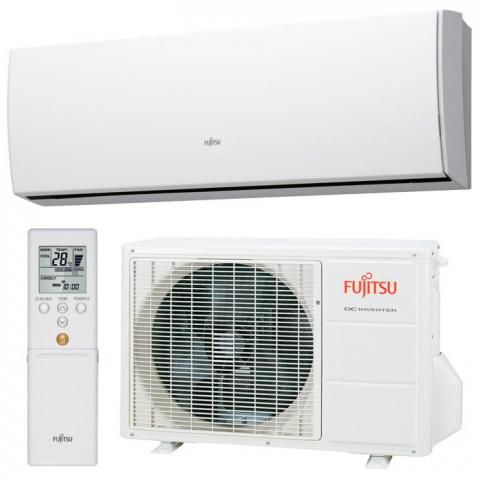 Сплит-система Fujitsu ASYG09LUCA/AOYG09LUCB Slide