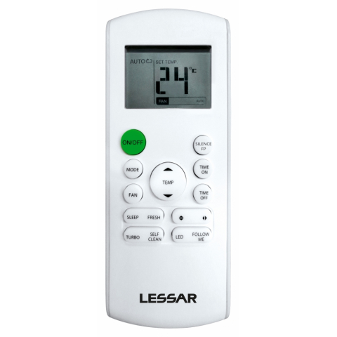Сплит-система Lessar LS-HE24KLA2B/LU-HE24KLA2B Inverto