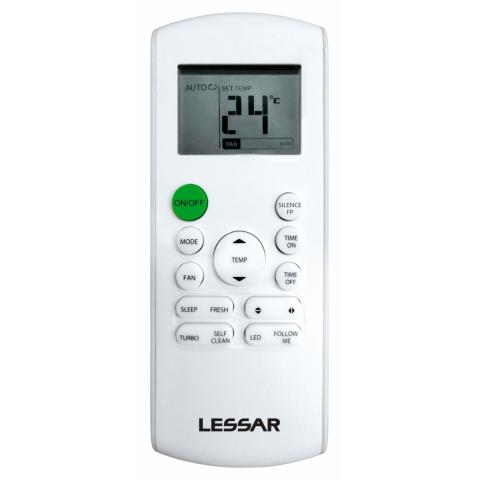 Сплит-система Lessar LS-H09KPA2/LU-H09KPA2 Cool+